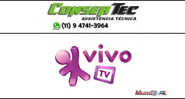 Novos canais HD na Vivo Tv