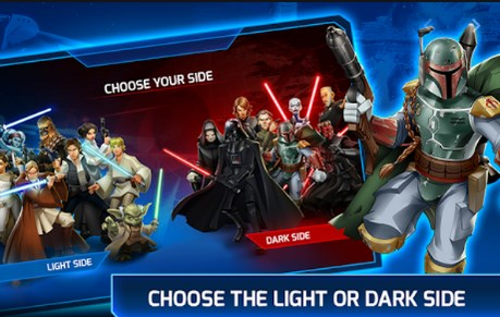 Star Wars: Galactic Defense Apk+Data Free on Android Game Download