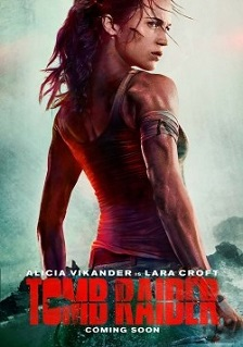 Tomb Raider – A Origem 2018 Torrent Download – BluRay 720p e 1080p Dublado / Dual Áudio