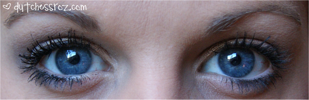 Makeup Forever Lash Fibers Dutchess Roz