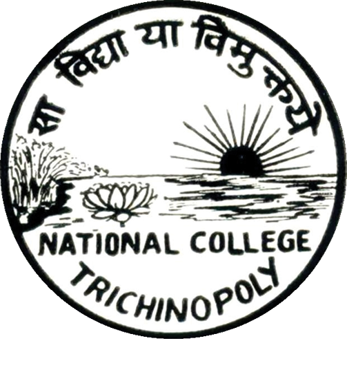 Natonal College Trichy Microbial/Industrial Biotech