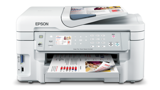 Download Epson WorkForce WF-3521 Drivers - Download Drivers