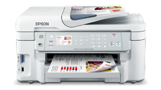 This utility allows the transmitting information such equally documents Download Epson WorkForce WF-3521 Drivers