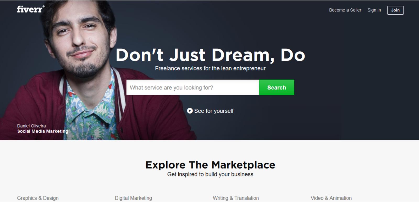 Memulai Freelance Di Fiverr Techsigntic