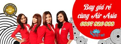 Phòng vé Air Asia