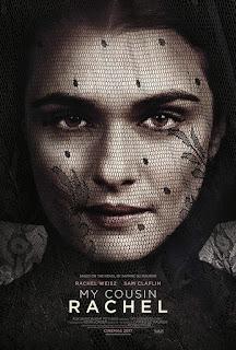 My Cousin Rachel - Poster & Trailer
