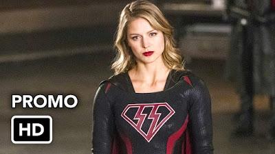 Supergirl Episódio 08 da 3° terceira temporada na Globo, hoje as 01:57