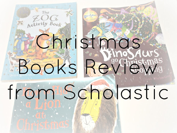 Christmas Books Review From Scholastic