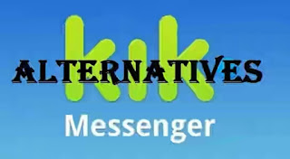 KIK Messenger alternatives