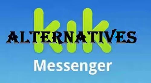 KIK Messenger alternatives