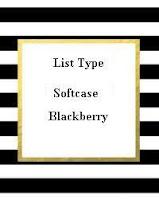 Softcase untuk Handphone Blackberry (BB)