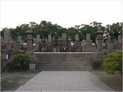 สุสานไซโกะ ทากาโมริ (Saigo Takamori)