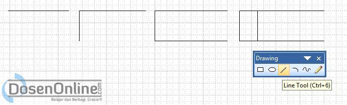Cara mudah membuat dad atau dfd dengan visio 2007 belajar dan langkah mudah membuat data storage dad dengan visio 2007 ccuart Image collections