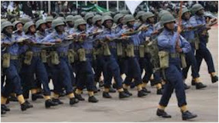 Nigerian Navy: Graduates recruitment begins.