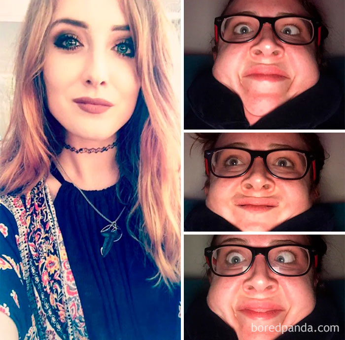 Women Took Incredible 'Pretty' And 'Ugly' Pictures Of Themselves, And They Are Really Confusing