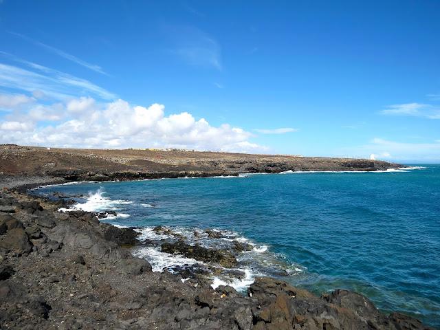 Caleta Corcha bay - Fuerteventura