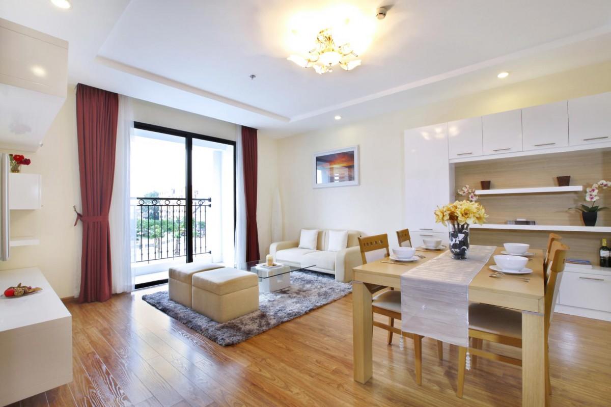 Rộn ràng đón chào mở bán căn hộ tại chung cư Phú Mỹ Complex