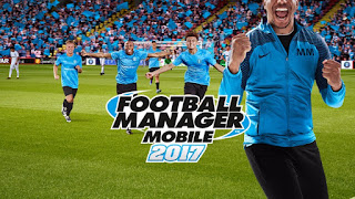 Football Manager Mobile 2017 v8.0 Apk+Data for Android