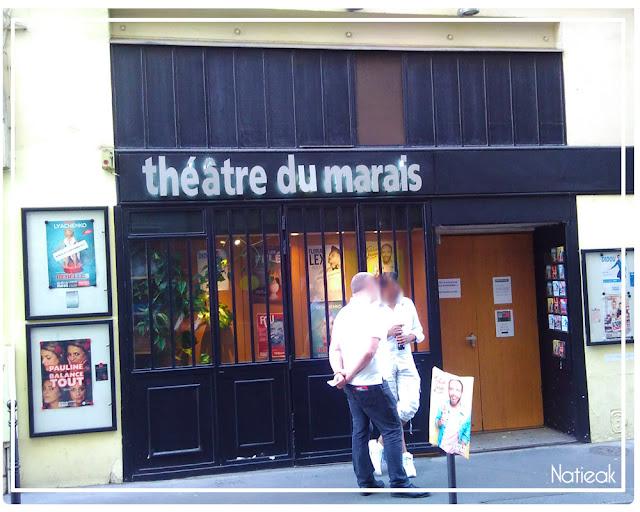 Théâtre Marais
