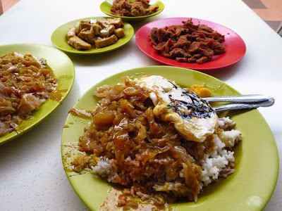 Beo Crescent Hainanese Curry Rice