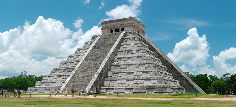 Destinos Arqueológico de México