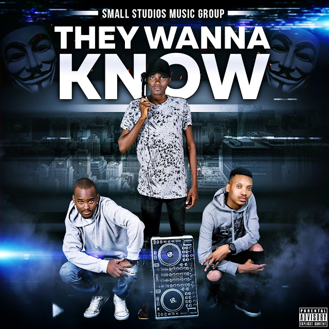 SMALL STUDIOS MUSIC GROUP - THEY WANNA KNOW (ALBUM) / MOÇAMBIQUE