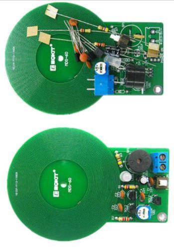 Robotics Under The Stole Icstation Diy Metal Detector Kit