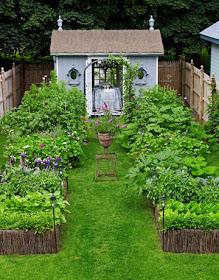 Home Designs Best Home Vegetable Garden Design Ideas