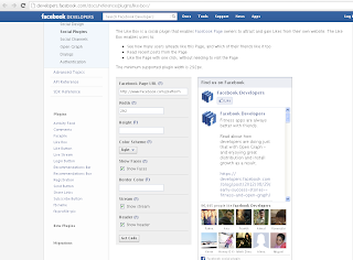 Like Box Plugins for Facebook
