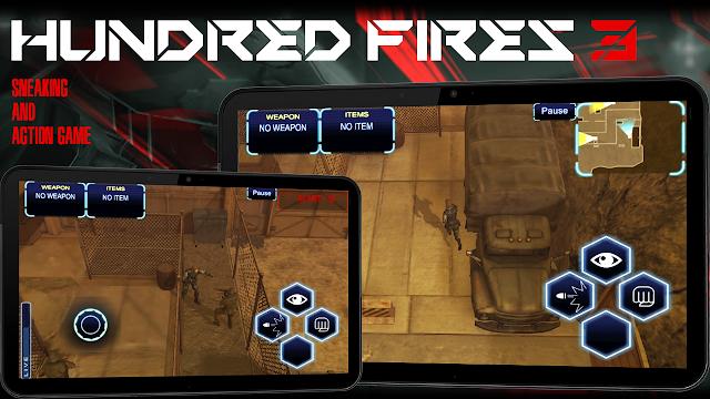 HUNDRED FIRES 3 Sneak & Action v1.1 APK