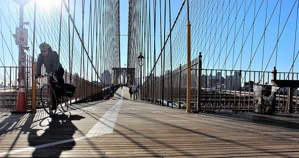 11 saker du (kanske) inte visste om Brooklyn Bridge