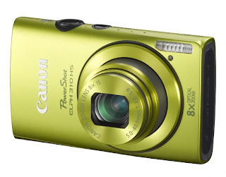 Câmera digital  Canon PowerShot Elph 310 HS