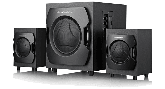 Harga Speaker Aktif Simbadda CST 3800 N Bluetooth