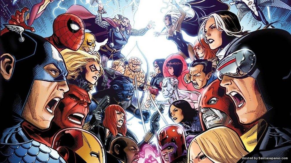 'Penyesalan' SONY Tolak Peluang Beli Hak Cipta Semua Hero Marvel 20 Tahun Lalu!