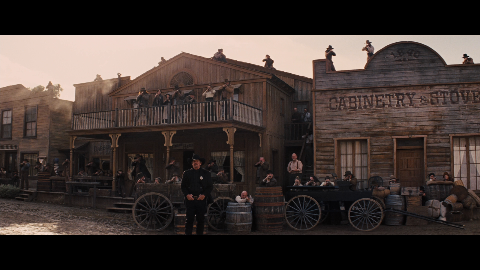 Django sin Cadenas (2012) BRRip Full HD 1080p Latino-Castellano-Ingles captura 1