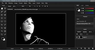 Pencilsheep editor de imagens