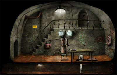 Machinarium Walkthrough Arcade Game
