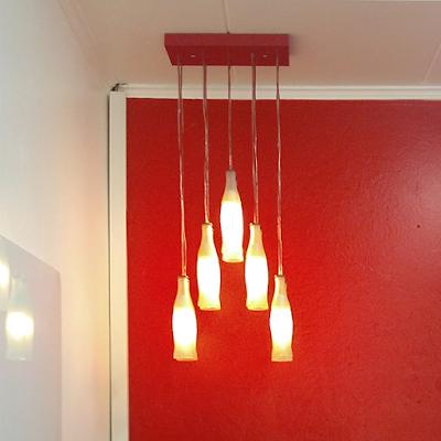 Luminária Coletivo Gaivota