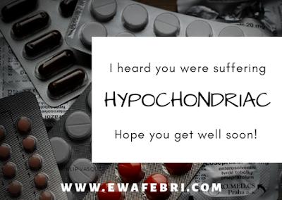 hypochondriac adalah