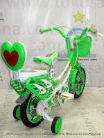 12 Inch Sofia Mini Kids Bike