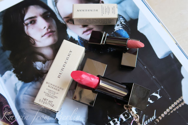 Burberry Kisses Hydration Lip Colour