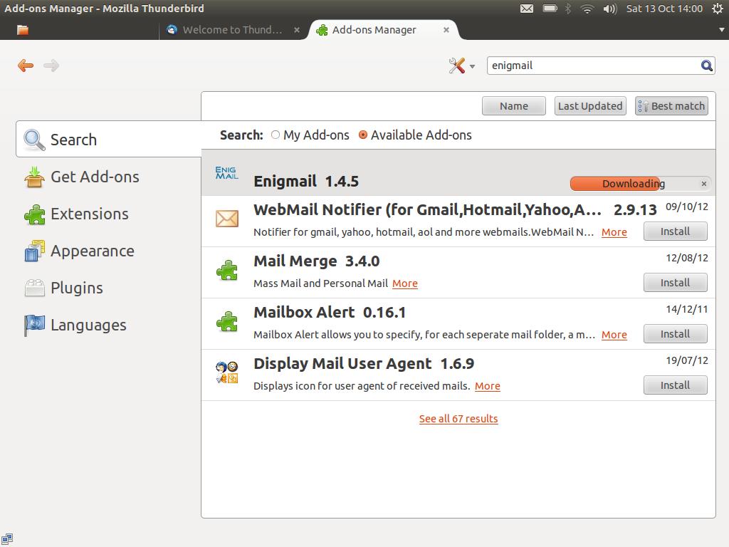 UbuntuHak: Email Security