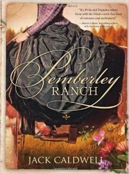 Book cover - Pemberley Ranch by Jack Caldwell