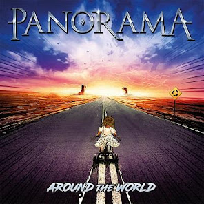 Panorama -- Around The World (Rock Of Angels Records / January 12, 2018)