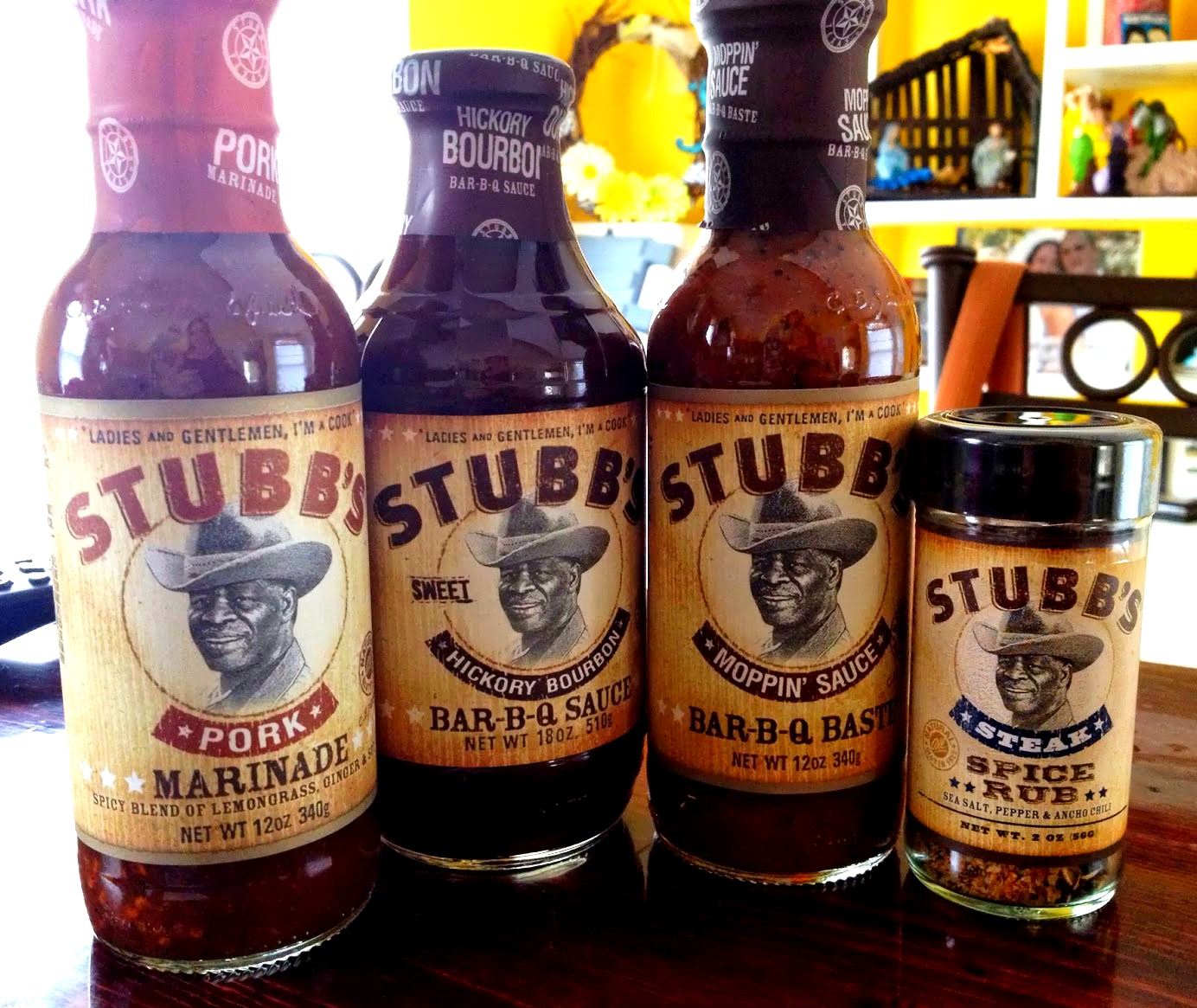 Food Hussy Product Review Amp Giveaway Stubb S Bbq Sauces