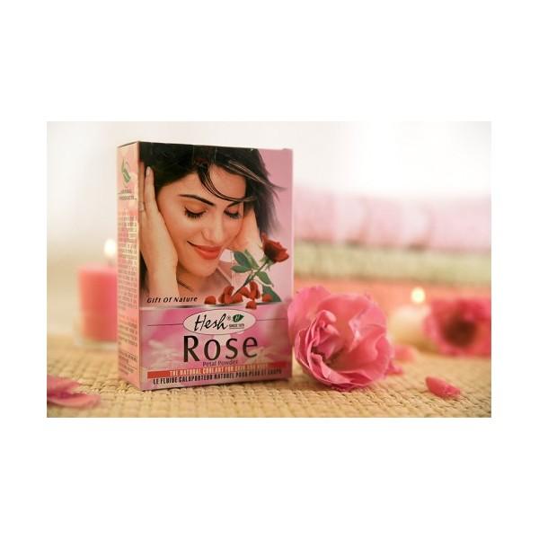 maseczka z płatków róży różana zapach róży kosmetyki naturalne prezenty 2016 święta blogerka poleca
