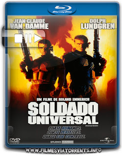 Soldado Universal Torrent - BluRay Rip 720p Dublado