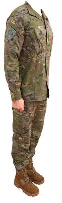 Nuevo uniforme boscoso para el Mando de Canarias