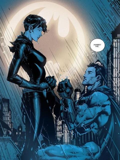 Es oficial: tras 75 años, Batman le pide matrimonio a Gatúbela; le contará su más oscuro secreto