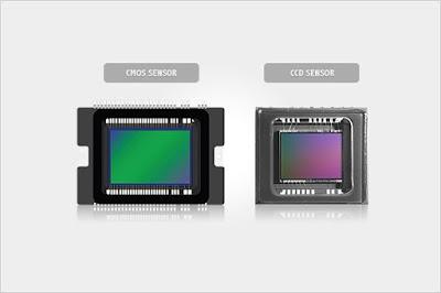 Perbedaan Sensor CMOS dan CCD